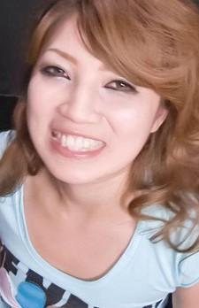 Misaki Aiba Asian licks and sucks three boners and gets sperm