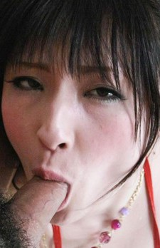 Rika Sonohara Asian with tits in ropes has vibrator in beaver